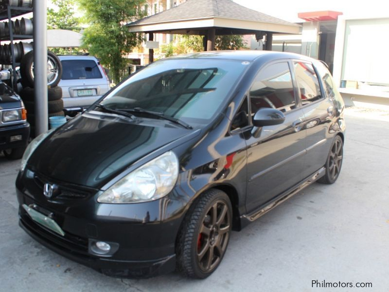 Used Honda Jazz for sale in Pampanga