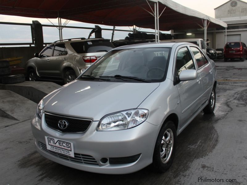 Used Toyota Vios for sale in Pampanga