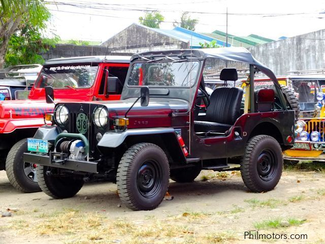 Used Jeep Willys for sale in Cavite