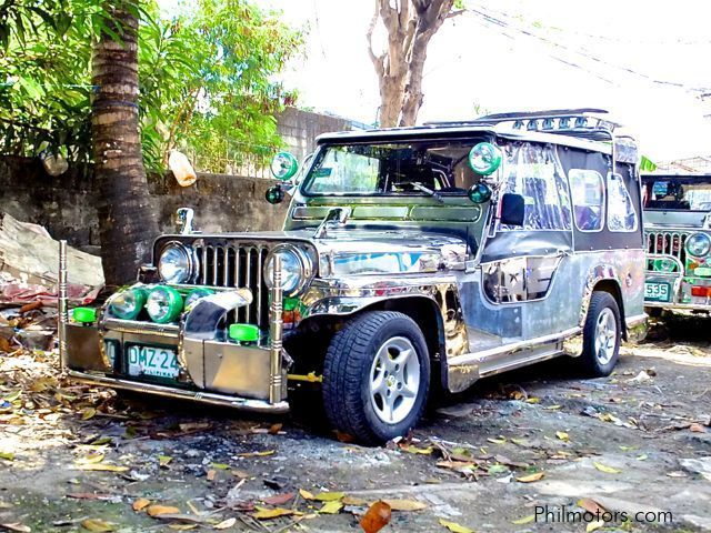 Used Jeep Jeepney for sale in Cavite