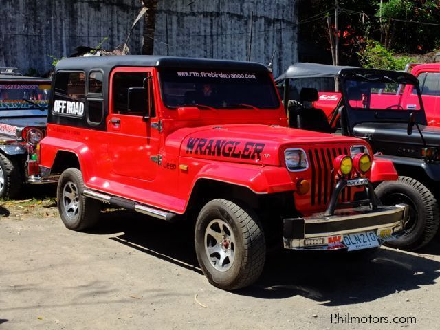 Used Jeep Wrangler for sale in Cavite