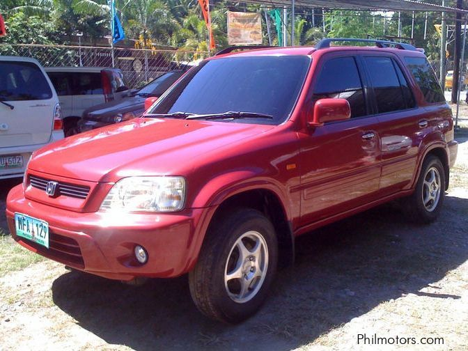 Used Honda CR-V for sale in Davao Del Sur