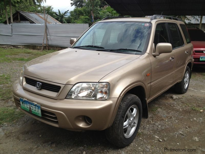 Used Honda CRV for sale in Davao Del Sur