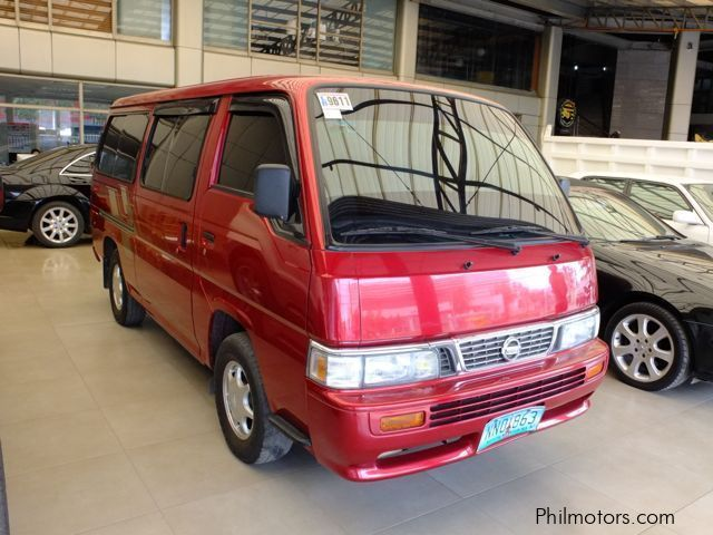 Used Nissan Urvan Estate for sale in Cebu City