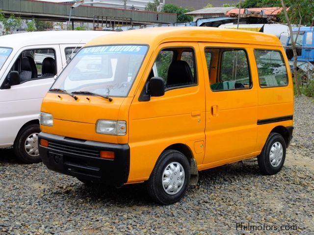 Used Suzuki Van for sale in Cebu City