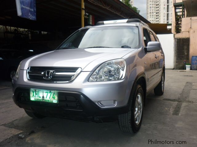 Used Honda CRV for sale in Makati City