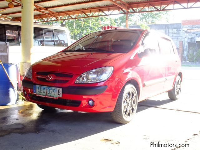 Used Hyundai Getz for sale in Pampanga
