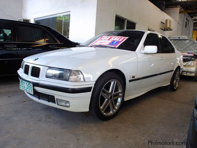 Used BMW 318i for sale in Pampanga