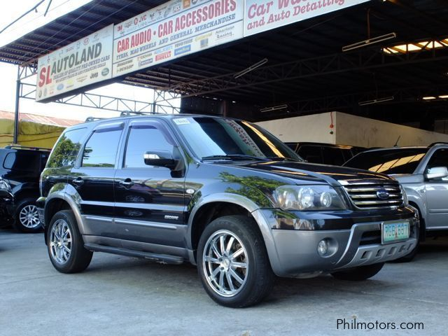 Used Ford Escape for sale in Pampanga