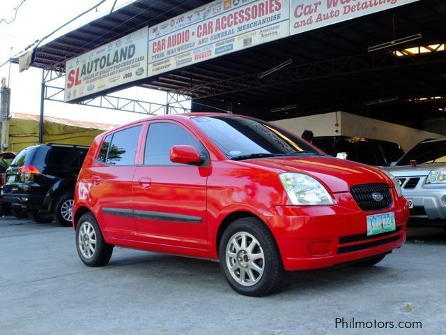 Used Kia Picanto for sale in Pampanga