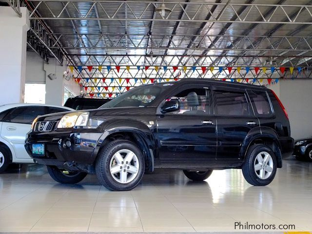 Used Nissan X-trail for sale in Pampanga