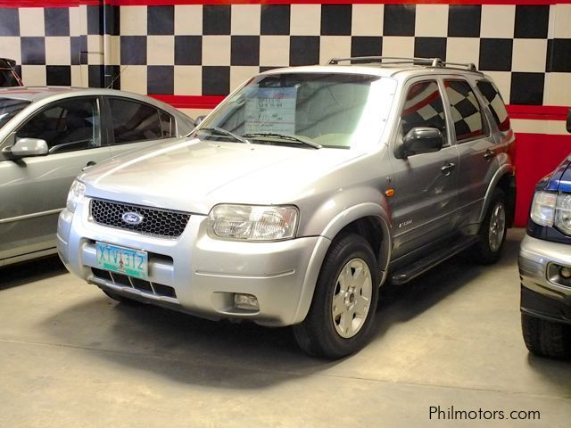 Used Ford Escape  for sale in Las Pinas City