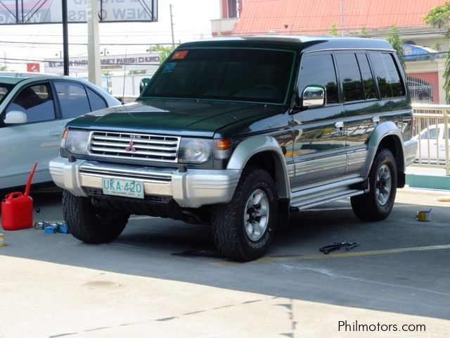 Used Mitsubishi Pajero for sale in Antipolo City