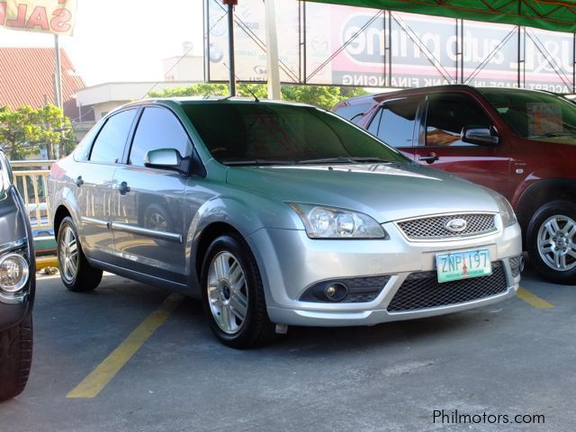 Used Ford Focus GHIA for sale in Antipolo City