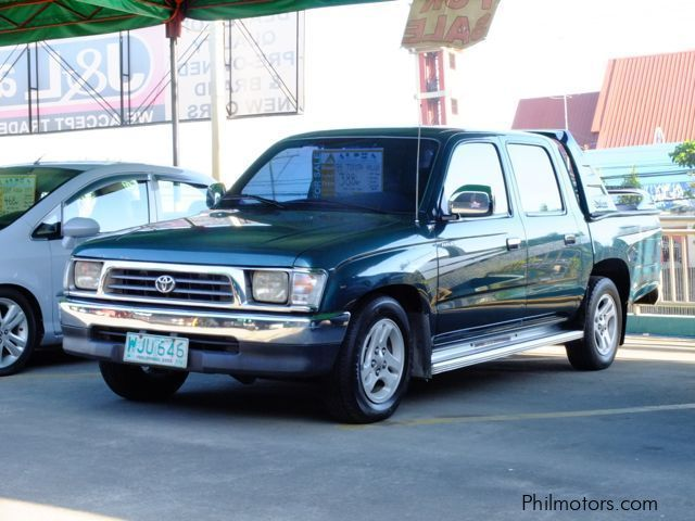Used Toyota Hilux for sale in Antipolo City