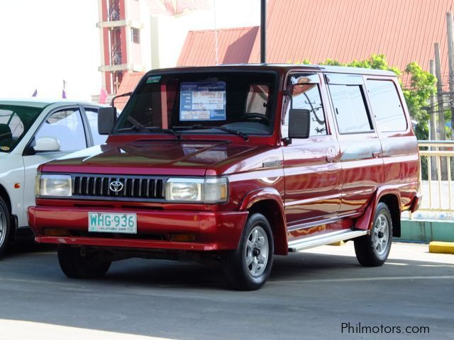 Used Toyota Tamaraw FX for sale in Antipolo City