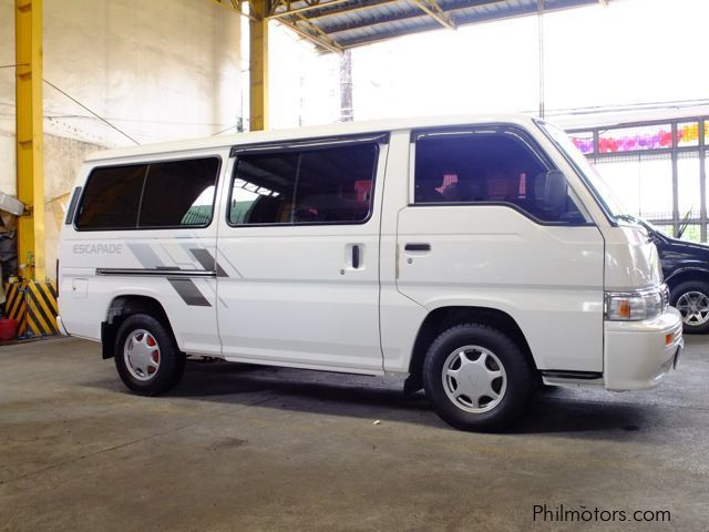 Used Nissan Urvan Estate for sale in Quezon City