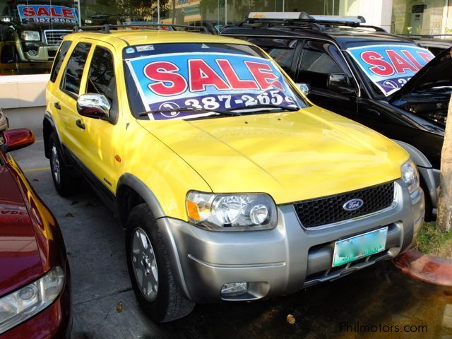 Used Ford Escape for sale in Muntinlupa City