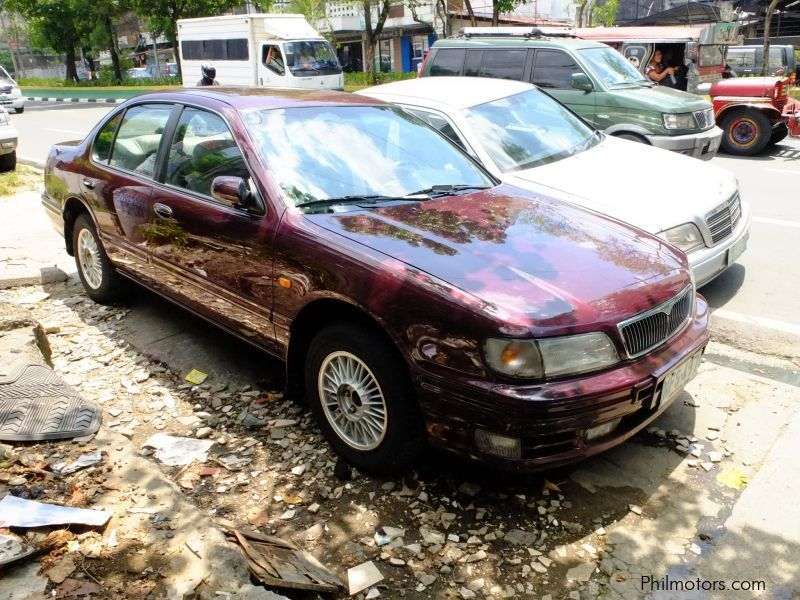 Used Nissan Cefiro Elite for sale in Quezon City