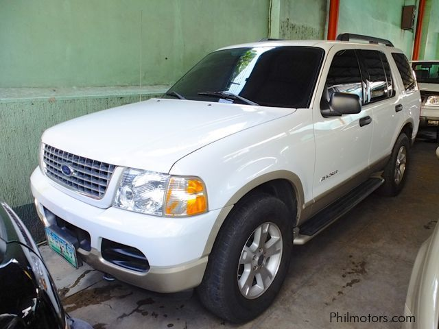 Used Ford Explorer for sale in Quezon City