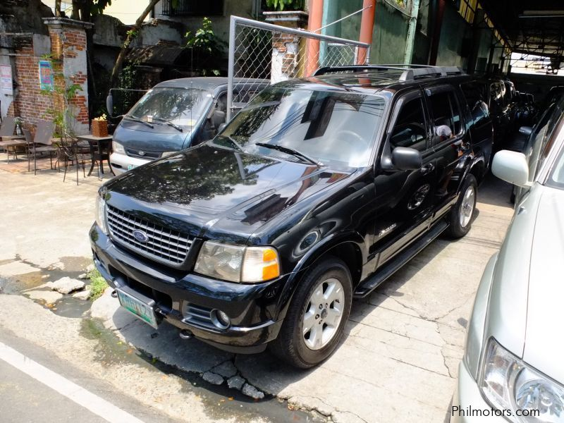 "Used Ford Explorer ""Eddie Bauer"" for sale in Quezon City"