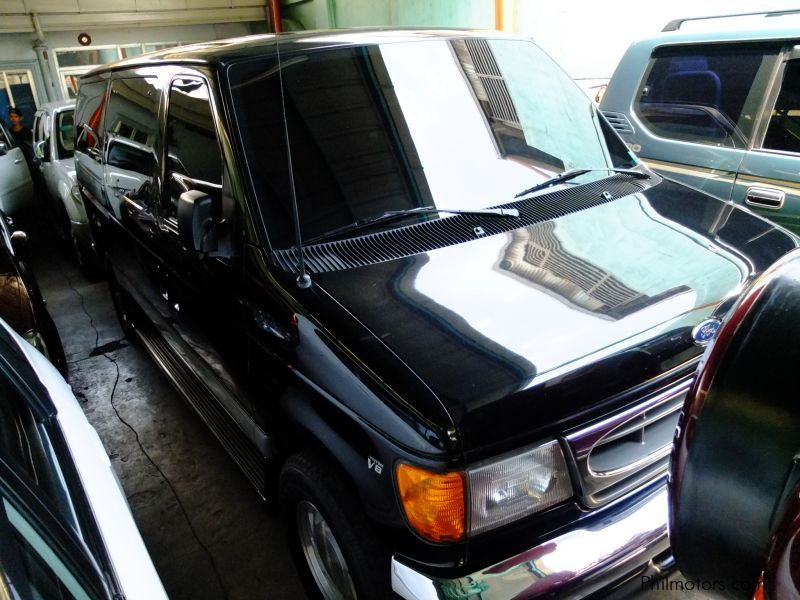 Used Ford E150 for sale in Quezon City