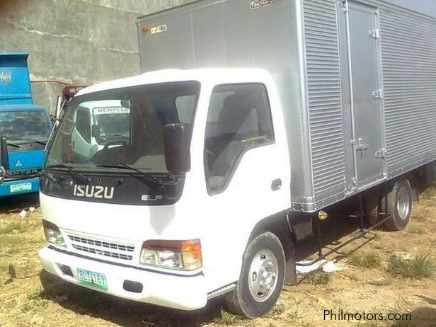 Used Isuzu NPR for sale in Quezon City