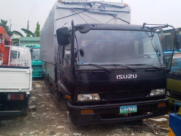 Used Isuzu Forward for sale in Quezon City
