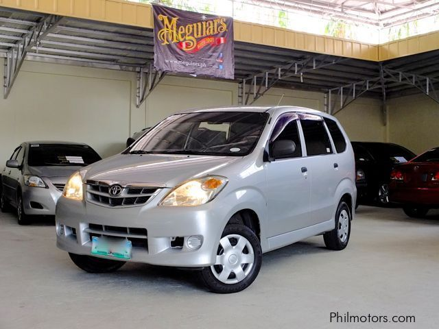 Used Toyota Avanza J for sale in Batangas