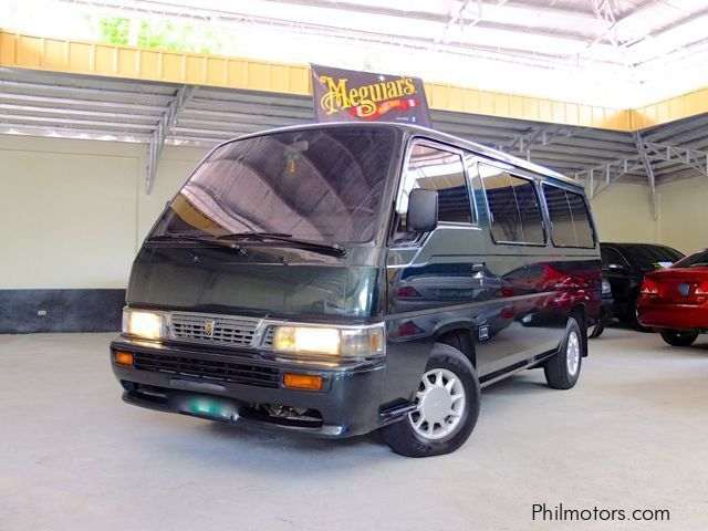 Used Nissan Urvan for sale in Batangas
