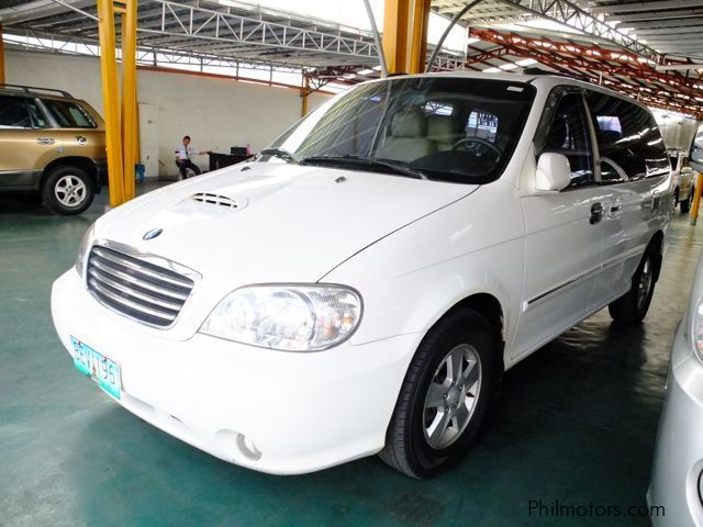 Used Kia Carnival for sale in Quezon City