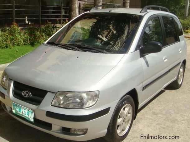 Used Hyundai Matrix for sale in Cebu City