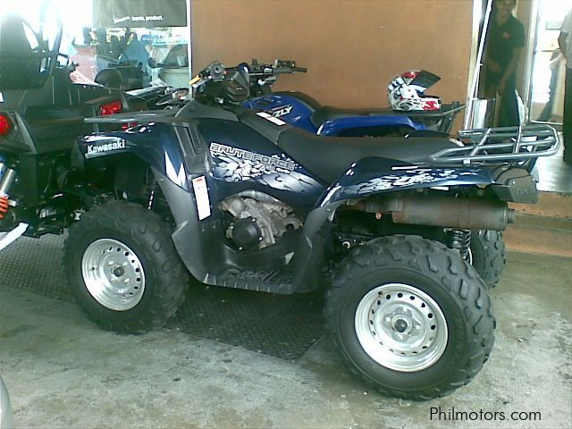 Used Kawasaki Brute Force for sale in Makati City
