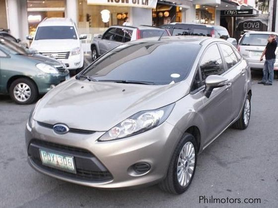 Used Ford Fiesta for sale in Makati City