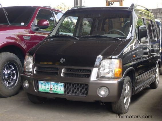 Used Suzuki Wagon R Wide for sale in Antipolo City