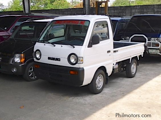 Used Suzuki Multicab Dropside for sale in Antipolo City