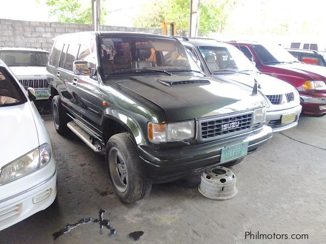 Used Isuzu Big Horn for sale in Antipolo City