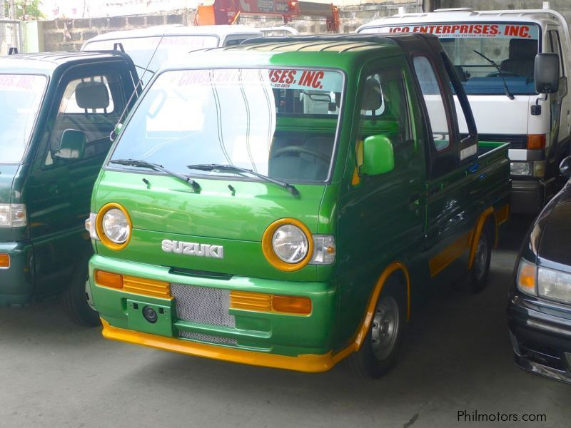 Used Suzuki Mini truck Drop Side  for sale in Antipolo City