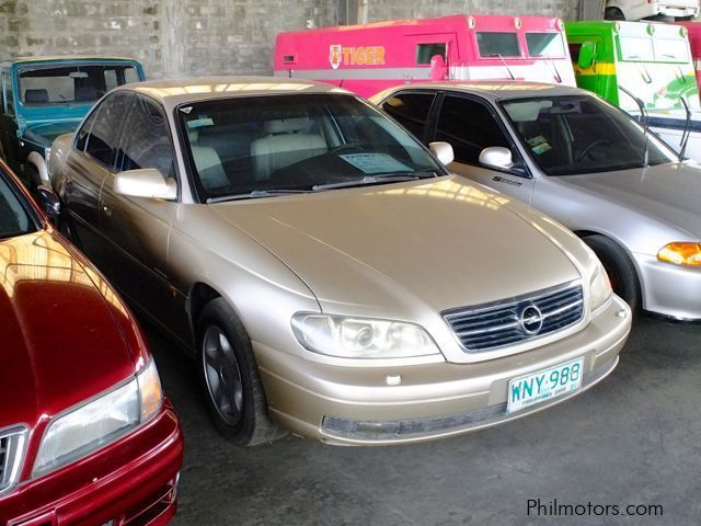 Used Opel Omega for sale in Antipolo City