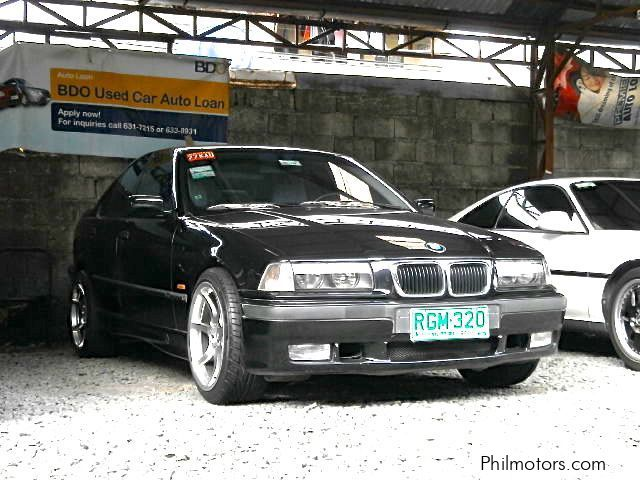Used BMW 320i for sale in Cavite