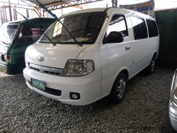 Used Kia Pregio for sale in Cavite