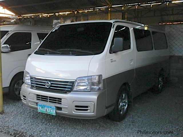 Used Nissan Urvan Estate for sale in Cavite
