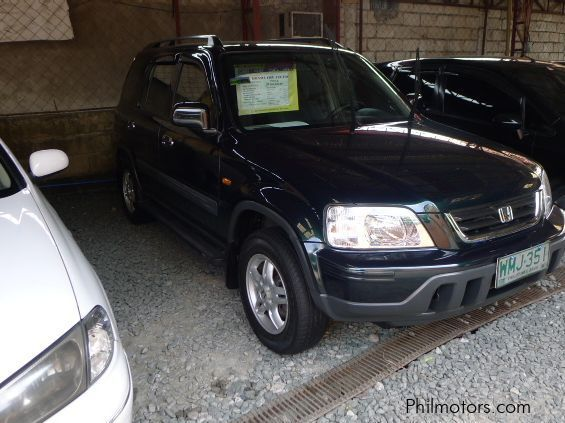 Used Honda CRV for sale in Cavite