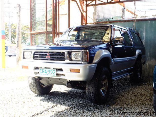 Used Mitsubishi Strada for sale in Cavite