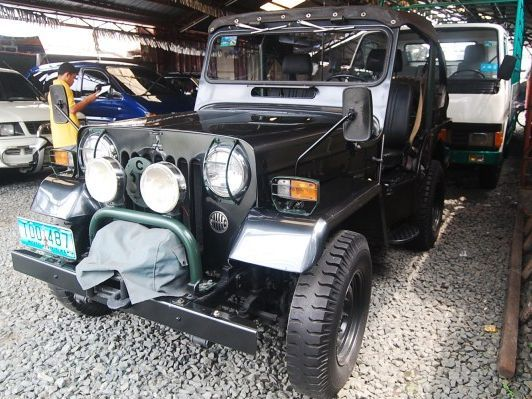 Used Mitsubishi Jeep  for sale in Cavite