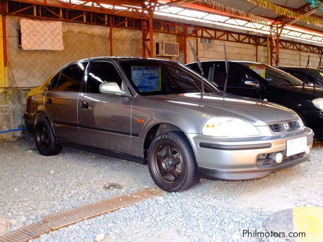 Used Honda Civic LXi for sale in Cavite