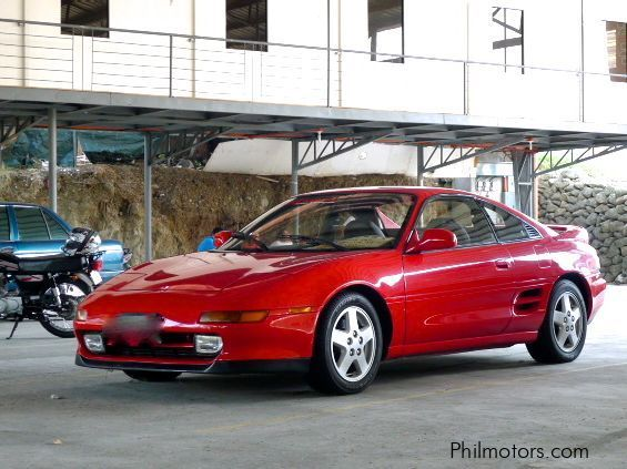 Used Toyota MR2 for sale in Pasig City