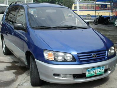 Used Toyota Ipsum for sale in Quezon City