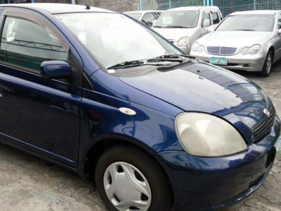 Used Toyota Vitz for sale in Quezon City