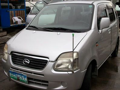 Used Suzuki Wagon R for sale in Quezon City
